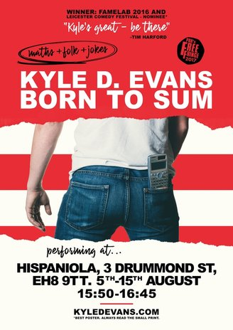 Kyle Evans - Born To Sum poster